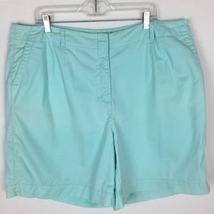 Pants - Talbots Woman Stretch Shorts 20W